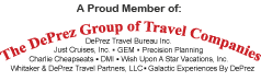 DePrez Group of Travel Companies Logo