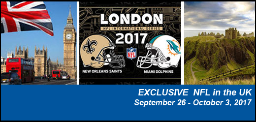 Saints vs Dolphins in the UK