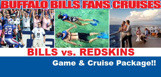 Bills Game and Cruise